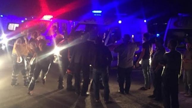 Diyarbakır'da şiddetli patlama 4 ölü