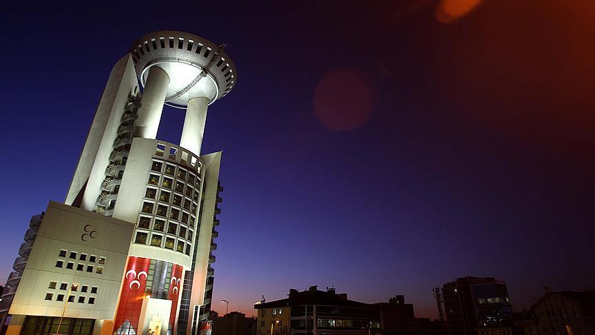 Yargıtay'dan MHP kongresi için açıklama