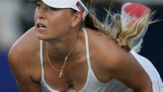 Sharapova, girişimcilikte de zirveye oynuyor