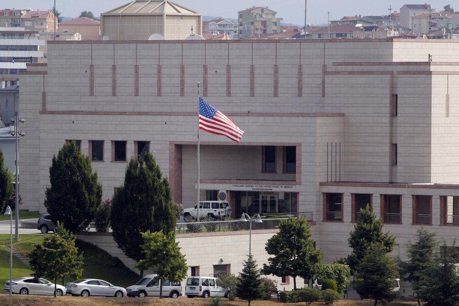 ABD Türkiye'de konsoloslukları kapatıyor
