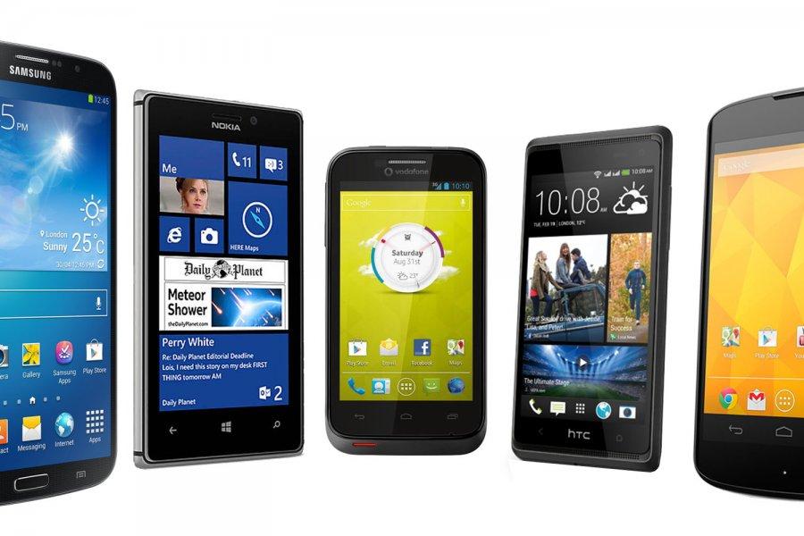 Çin küresel akıllı telefon piyasasını büyütüyor