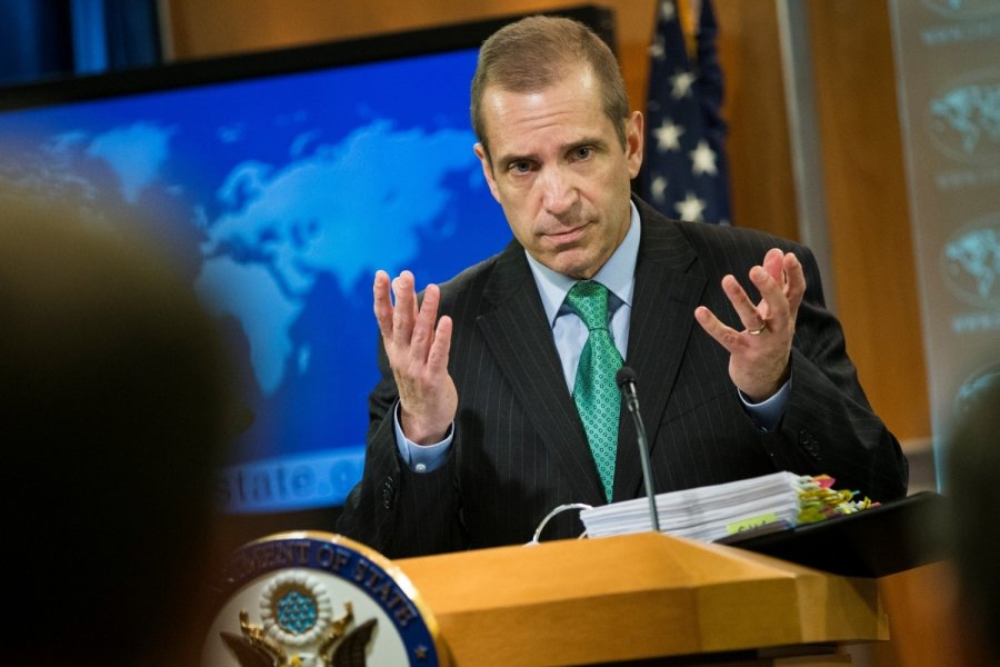 ABD, TBMM'nin kararından endişeli