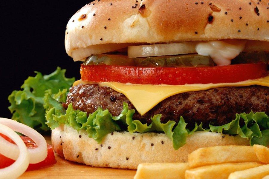 Bir hamburger tam 170 dolar