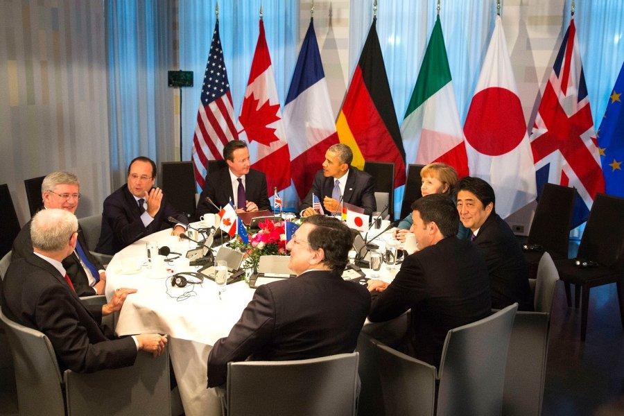 G7 gelişen piyasalardan endişeli