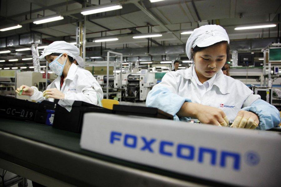Foxconn'da 60 bin kişi robotlar yüzünden işsiz