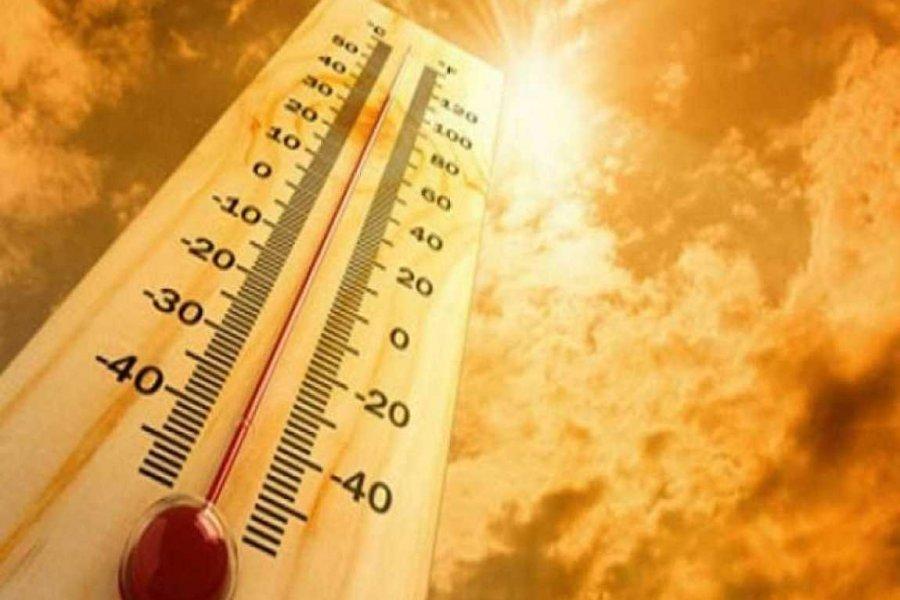 Dikkat hava sıcaklığı 44 dereceye yükselecek