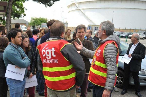 Fransız enerji işçileri yeniden greve gidiyor