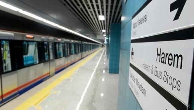 Marmaray'ın Sirkeci istasyonu devreye girdi