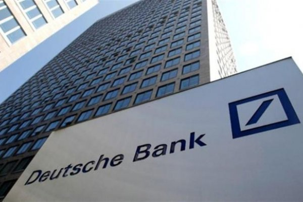 Deutsche Bank'tan 14 milyar dolarlık rest