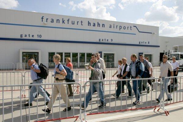 Çinliler Almanya'da havalimanı aldı