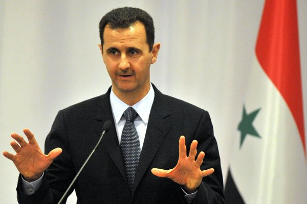 Esad, Erdoğan için ağır konuştu