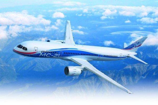 Rusya'dan, Airbus ve Boeing'e rakip uçak