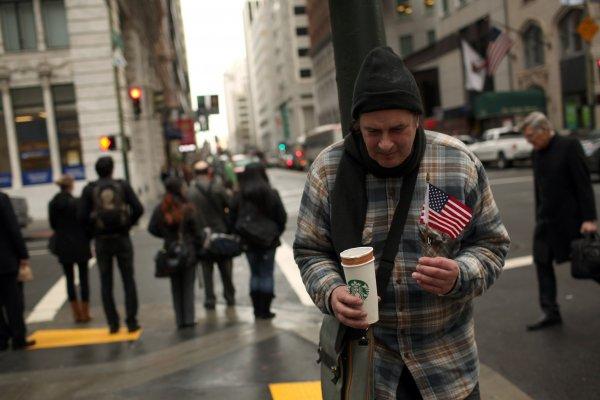 ABD'de hanehalkı gelirleri ciddi düşüş gösterdi