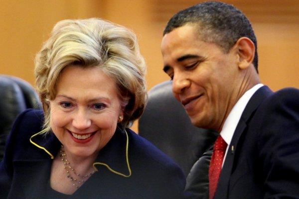 Obama seçimde kimi destekleyeceğini açıkladı