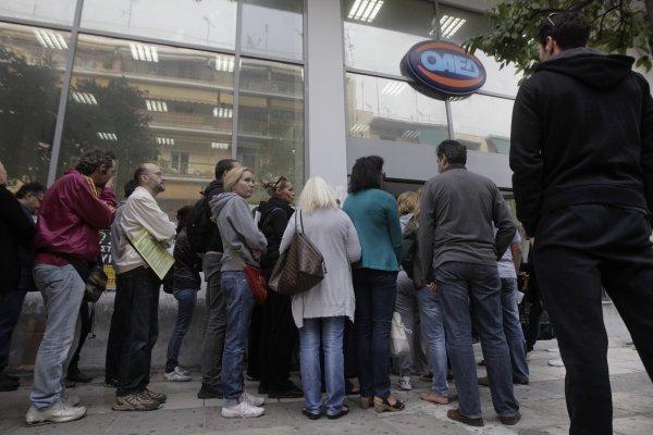 Yunanistan'da işsizlik 4 yılın en düşüğünde