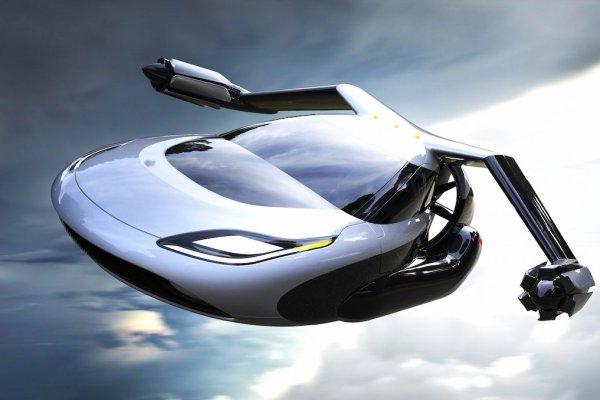 Uçan arabaya 100 milyon dolar