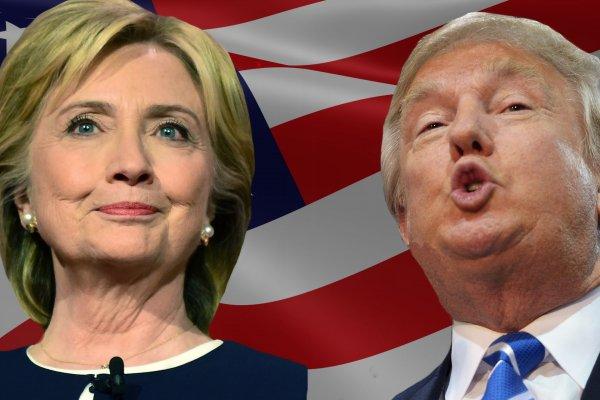 Clinton ve Trump yarışında anketlere göre son durum