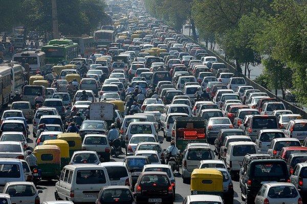 Trafiğe kayıtlı araç sayısı Nisan'da yüzde 4,9 arttı