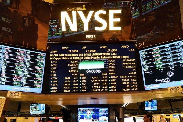 New York borsası düşüşle kapandı - 18 Nisan 2017-