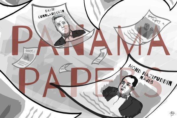 Panama belgelerinin köstebeği bulundu