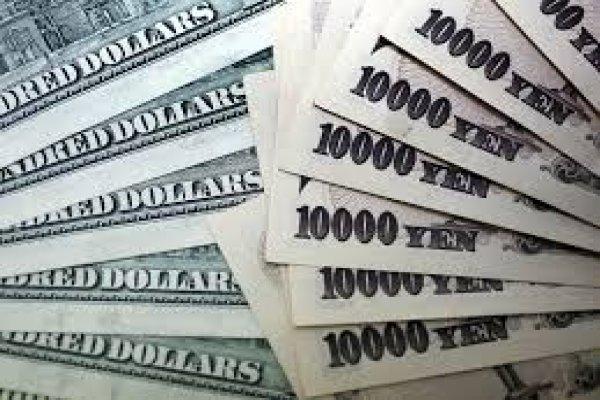 Dolar yen karşısında 2 yılın en düşüğünde