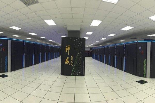 Çin dünyanın en güçlü bilgisayarını yaptı