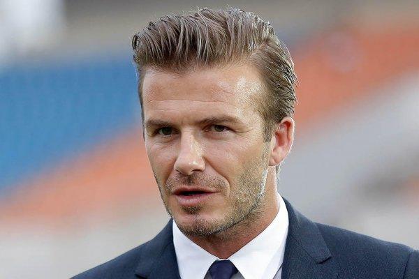 Brexit tartışmasına Beckham da katıldı