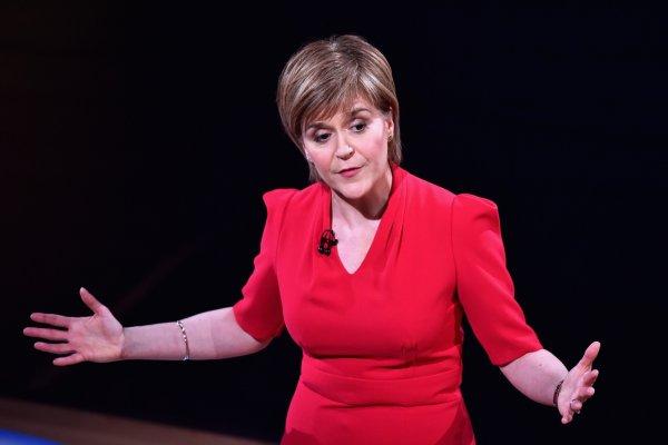 İskoçya bağımsızlığını istiyor