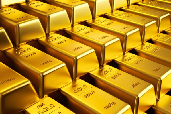 Türkiye'nin altın rezervi azaldı