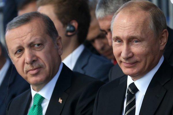 Putin-Erdoğan görüşmesi 45 dakika
