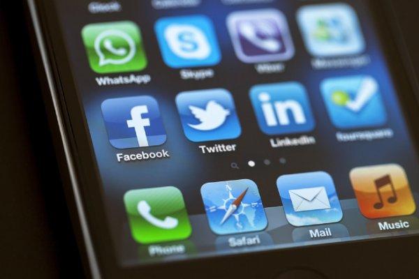 Facebook, Twitter ve YouTube'a bağlantı yok