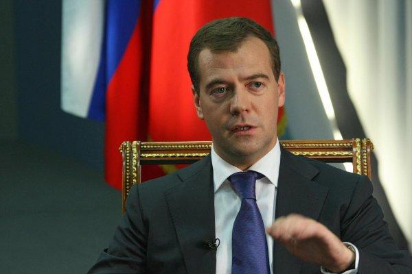 Medvedev'den Türkiye talimatı