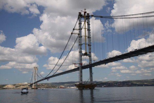Osman Gazi Köprüsü'nde hesaplar tutmadı