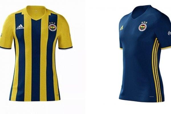 Fenerbahçe'nin yeni forması belli oldu