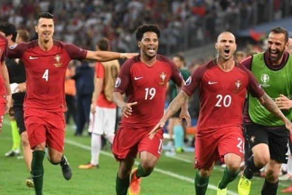 Ronaldo'suz Portekiz Avrupa'nın en büyüğü