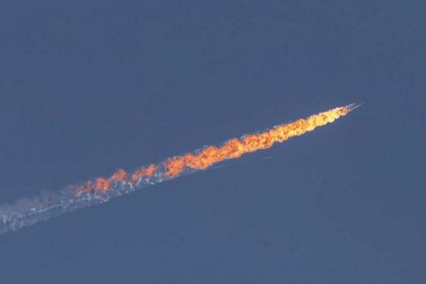 Rus uçağını düşüren pilotumuz öldürülecek