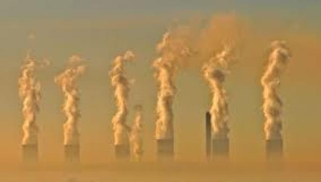 Çin'de hava kirliliği:Fabrikalar durdu