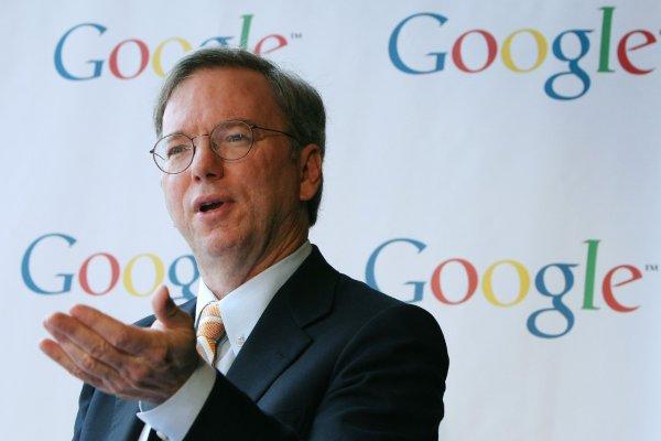 Google'ın patronu Marmaris'e demirledi