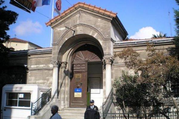 Fransız başkonsolosluğu kapatıldı