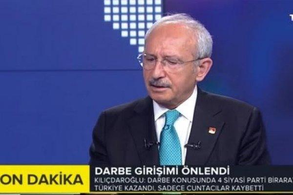 Kılıçdaroğlu 6 yıl sonra TRT'de