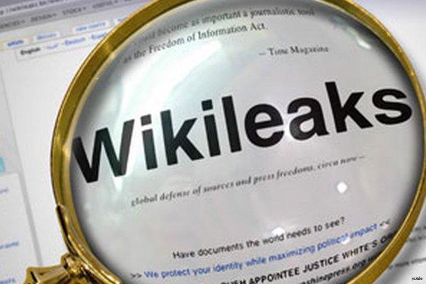 AKP'nin gizli yazışmalarını yayınlayan WikiLeaks engellendi