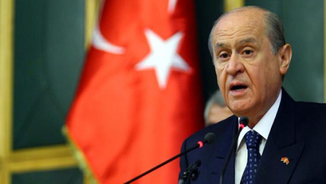 MHP'den AK Parti'ye şartlı 'evet'