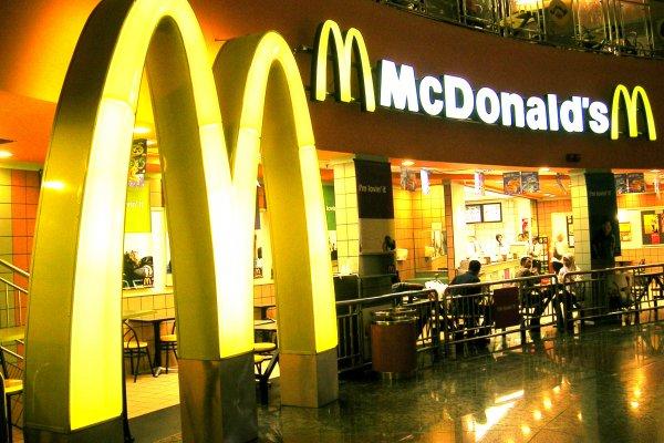 McDonald's'ın satışları beklentilerin altında