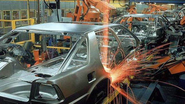 Otomotivde üretim 1 milyon adedi aştı