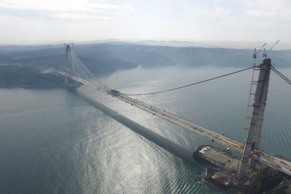 3. Köprü'nün geçiş ücreti belli oldu