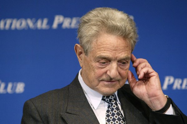 Soros'un gizli sırları ortalığa döküldü