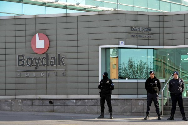 Boydak Holding hakkında karar verildi