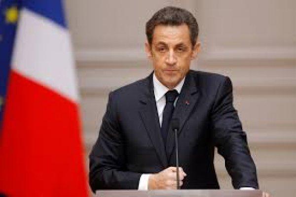 Sarkozy cumhurbaşkalığına aday