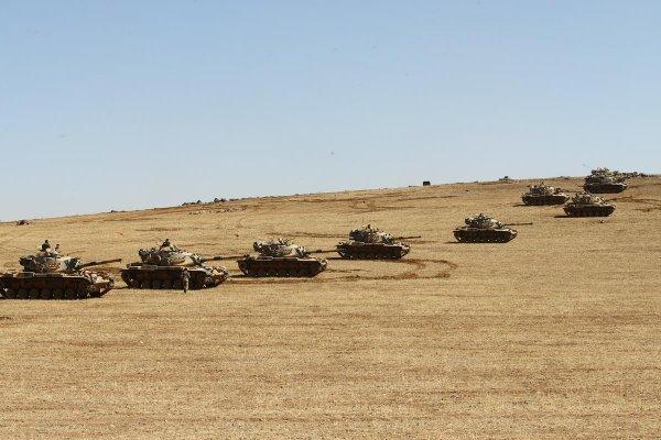 IŞİD iki köyü geri aldı