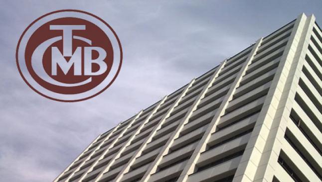 TCMB'nin brüt döviz rezervi 54.95 milyar dolara yükseldi